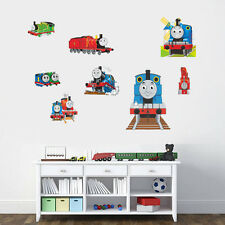 Thomas Friends The Tank Engine Train Wall Sticker Kids Art Nursery Decal Decor