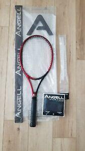 Angell K7 Red Tennis Racquet 4 3/8 Grip