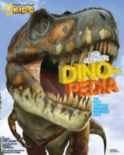 National Geographic Kids Ultimate Dinopedia: The Most Complete Dinosaur Referenc