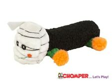 1- CHOMPER HALLOWEEN NOODLE DOODLE TUG FLEECE & PLUSH DOG TOY. FREE SHIP TO USA