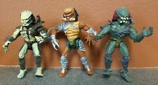 3 Vintage 1993-1994 Kenner Fox Aliens And Predator Lot Action Figure Toys 90s