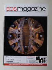Canon EOS magazine Jul-Sep 2021 LATEST ISSUE EOS R3 RF400 f2.8L / 600 f4 IS USM