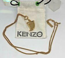 collier sand symbol multi-rangs en argent femme kenzo 62 cm