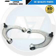 FOR BMW 5 6 7 F10 F11 F12 F13 F18 FRONT TOP UPPER SUSPENSION WISHBONES ARMS PAIR