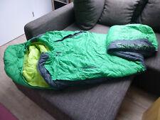 Sleeping XL 5 Salewa Bag Spirit Grün Citronelle Right