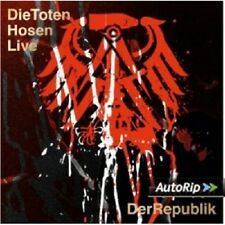 DIE TOTEN HOSEN - LIVE:DER KRACH DER REPUBLIK 2 CD NEUF