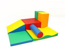 IGLU - Soft Play Equipment, XXXL Soft Play Shapes, Activity Toys - SET 34XL