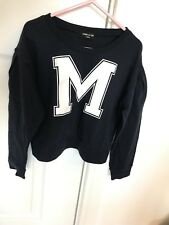 Comme Ca Ism Kids Navy Long Sleeved Top