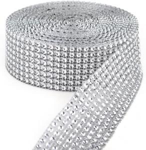cintas decorativas para manualidades decoraciones envolver regalo brillante