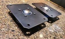 POLYDAX / AUDAX Titanium Composite Dome Tweeters PAIR - 1 inch VC (25mm)