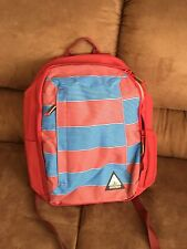 Ogio  Backpack-Red And Blue