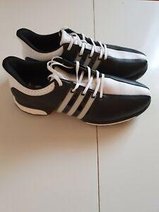 Golfschuhe Adidas H Tour 360 Boost WD core black/white/coreblack Größe 46 (11)