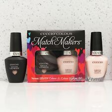 CUCCIO Veneer Match Makers - SEE IT ALL IN MONTREAL 6005 Gel &Lacquer Duo Kit