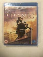 Titanic Collectors Edition Blue Ray 3d