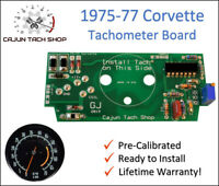 1975-80 Chevy Monza Spyder Tachometer Circuit Board 4 Cyl New!