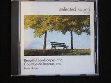 Beautiful Landscapes and Countryside Impressions Hans Haider (CD) Selected Sound