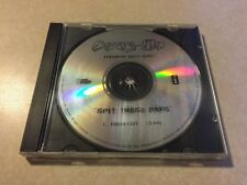 NEW Drag-On - SPIT THESE BARS Promo CD Single Ruff Ryders Swizz Beats The LOX
