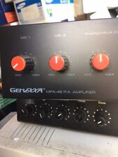 GENEXXA MPA-46 P.A. Amplifier