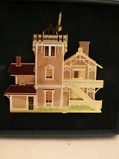 Shelia's Collectibles Ornament - East Brother Lighthouse - #OR008 - NIB