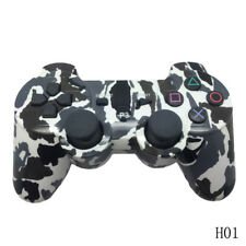 Camouflage Color USB Wireless Controller Game Remote Controller Gamepad for PS3