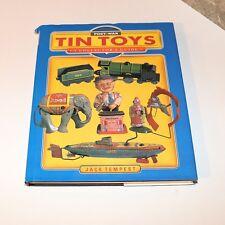 Post-War Tin Toys Book - Jack Tempest - Hardcover