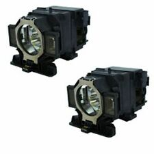 REPLACEMENT LAMP & HOUSING FOR EPSON Z9800WNL