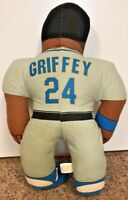 KEN GRIFFEY JR # 24 SEATTLE MARINERS (MLB) Plush Doll w/ACE Tag RARE!!
