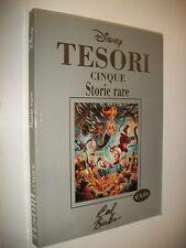 DISNEY TESORI CINQUE.STORIE RARE.PIU' DISNEY N.26.NOVEMBRE 2002 OTTIMO!!