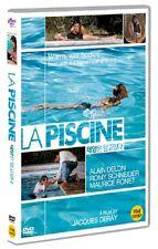 La piscine (1969) - Alain Delon, Romy Schneider DVD *NEW