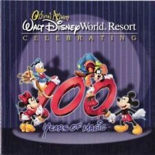Walt Disney World Resort - Celebrating 100 Years of Magic (CD) rare OOP NEW