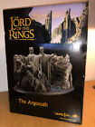 VERY RARE Weta The Argonath polystone statue The Lord of The Rings 500 worldwide