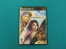 Final Fantasy X-2 PlayStation 2 Video Game Released2003 Square CNIX 662248903057
