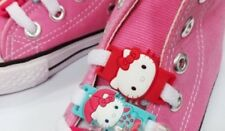 Hello Kitty Bundle inc Stationary Badges Shoe Buckles & Stickers