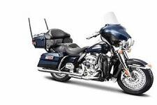 Maisto 1:18 Harley Davidson 2013 FLHTK Electra Glide MOTORCYCLE BIKE Model Boxed