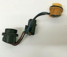Land Rover Freelander rear bumper lamp light bulb connectors holders wiring loom