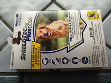 Promika Shieldtec Plus for Dogs over 66 lbs fleas ticks lice mosquitoes 4 months