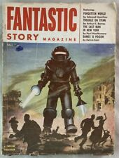 Fall 1954 Pulp Magazine Fantastic Story (Back To the Future Film Movie Prop)