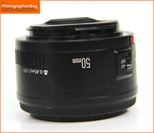 Canon EF 50mm F1.8 MK II Lens for EOS SLRs + Free UK Postage