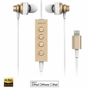 Dodocool Hi-res In-Ear-Kopfhörer High-Resolution Audio für Blitz-Geräte IOS