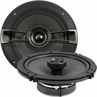 "KICKER 400W 6.5"" KS Series 2-Way Coaxial Car Stereo Speakers | 44KSC6504"
