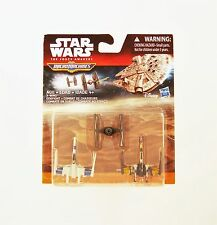 Hasbro Star Wars Rebels MICRO MACHINES 3pk X-Wing dogfight