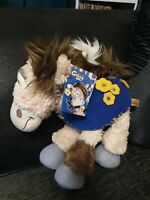 Diddl Mouse Pony Galupy Horse  Soft Toy Plush With Tag