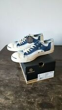 104271 Converse Jack Purcell White Blue Rally Canvas Low 9 Men