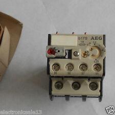AEG di sovraccarico termico relay B17S, 0,18 - 0,28 a