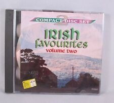 Various Artists : Irish Favourites volume 2 ( 2  Disc Set) 30 Songs On 2 CD's