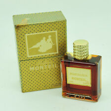 VINTAGE Monteil Nostalgia 1/2 oz perfume mini bottle