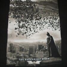 Batman T Shirt  The Dark Knight Rises  Adult L