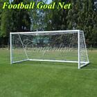 24x8ft 12x6ft 8x6ft 8x4ft 6x4ft Football Nets Soccer Goal Sports Training Gift
