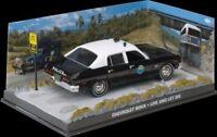 Chevrolet Nova Police,Live and Let Die, Bond, 1/43 Brand New