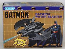 Rare 1988 Batman Batwing Water Blaster MISB Brand New DC Comics Collectible Toy